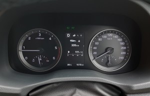 Hyundai Tucson 2.0L CRDi Turbo Diesel Meter Cluster, Malaysia