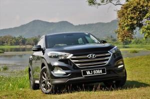 Hyundai Tucson 1.6L T-GDI Turbo, Malaysia 2017