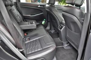 Hyundai Tucson Turbo Rear Seats Malaysia 2017