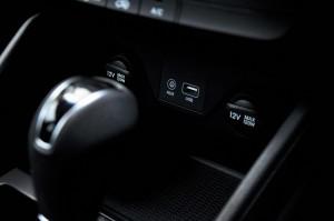 Hyundai Tucson 12V & USB Ports, Malaysia Test Drive 2017