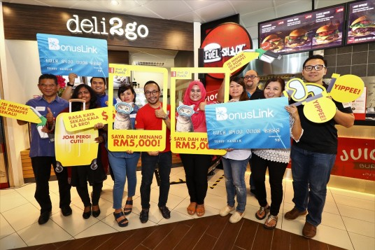Shell Malaysia Celebrates With