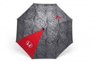 16 New Honda Merchandise_Umbrella 30 Inches - Malaysia