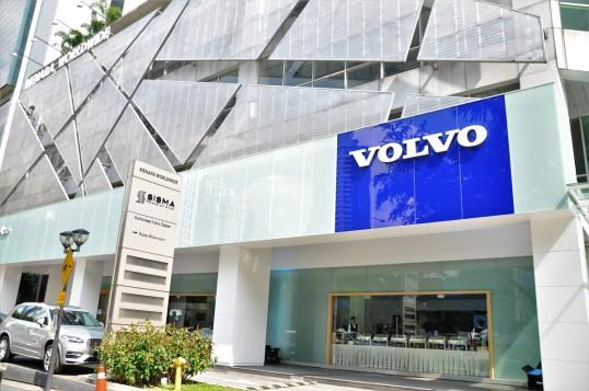Sisma Auto Opens Volvo Showroom in Bukit Bintang, Kuala Lumpur