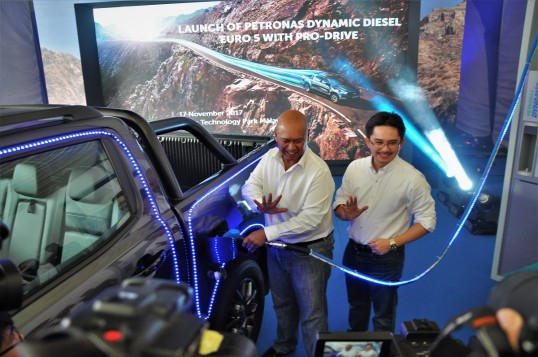 New Petronas Dynamic Diesel Euro 5 With Pro-Drive Now Available In 58 Stations