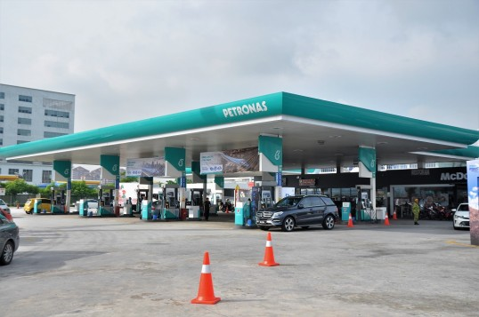Petronas Giving Away RM8,888 And More