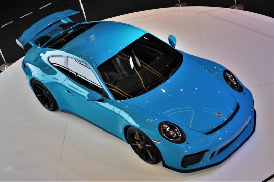 Malaysia Is First In ASEAN To Get New Porsche 911 GT3