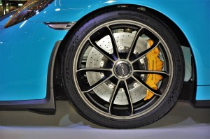 Porsche 911 GT3 Ceramic Composite Brake Disc, Malaysia 2017