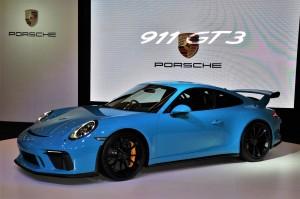 Porsche 911 GT3 Malaysia Launch 2017
