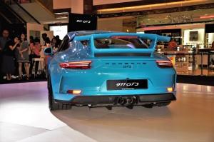Porsche 911 GT3 Rear Malaysia 2017