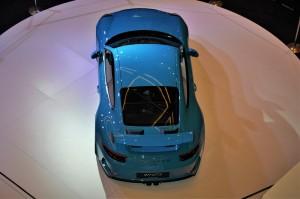 Porsche 911 GT3 Top View Malaysia 2017