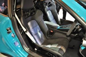 Porsche 911 GT3 Sports Seats Plus Malaysia 2017