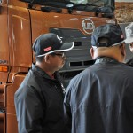 UD Trucks Extra Mile Challenge Global Final 2017, Japan, Anuar bin Ahmad, Pre-Drive Inspection