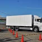 UD Trucks Extra Mile Challenge 2017 Global Final Japan, Driving Skills