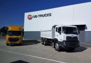 UD Trucks, Ageo, Japan