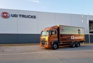 UD Trucks Quester, Ageo, Japan