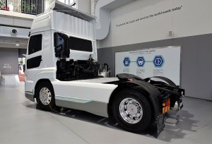 UD Trucks Concept, Ageo, Japan