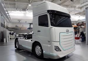UD Trucks Concept, HQ Ageo, Japan