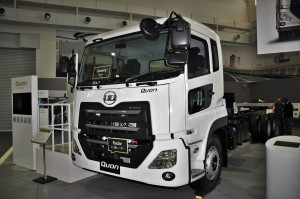 UD Trucks Quon, Japan