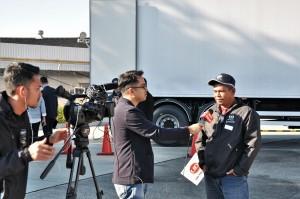 UD Trucks Extra Mile Challenge Japan 2017, Anuar Bin Ahmad, Malaysia, Quester