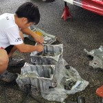 Tom Goh couldn't get his sump replaced in time