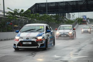 Mitchell Cheah won Super Sports Category Race 2