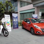 Malaysia Autoshow 2017 Biodiesel B10 Walking Hunt Prizes - Peugeot 208 Puretech and Demak EX 90