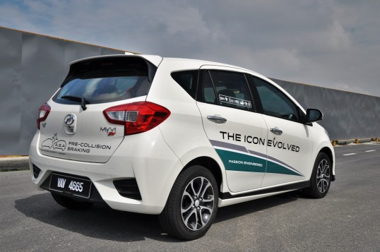 About 4,500 New Perodua Myvi Delivered; Bookings Exceed 20,000