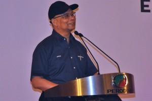 Perodua President & CEO Datuk (Dr) Aminar Rashid Salleh, Perodua Eco Challenge 2017