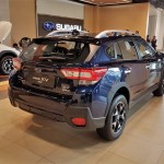 Subaru XV Malaysia Launch 2017, 2.0i-P Rear