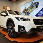 Subaru XV Malaysia Launch 2017, 2.0i-P Front