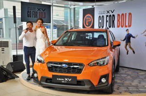 Subaru XV Launch, Malaysia 2017, Performance, Motor Image Showroom
