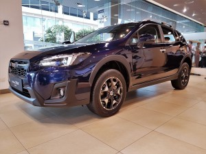 Subaru XV Malaysia Launch 2017, Dark Blue Pearl 2.0i-P