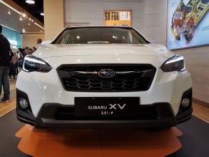 Subaru XV 2.0i-P LED DRL, Malaysia Launch 2017