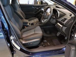 Subaru XV 2.0i-P Front Seats, Malaysia Launch 2017
