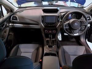 Subaru XV 2.0i-P Dashboard, Malaysia Launch 2017