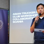 Scania Malaysia Asian Trucker Drivers Club Workshop, Ian Tan 2017