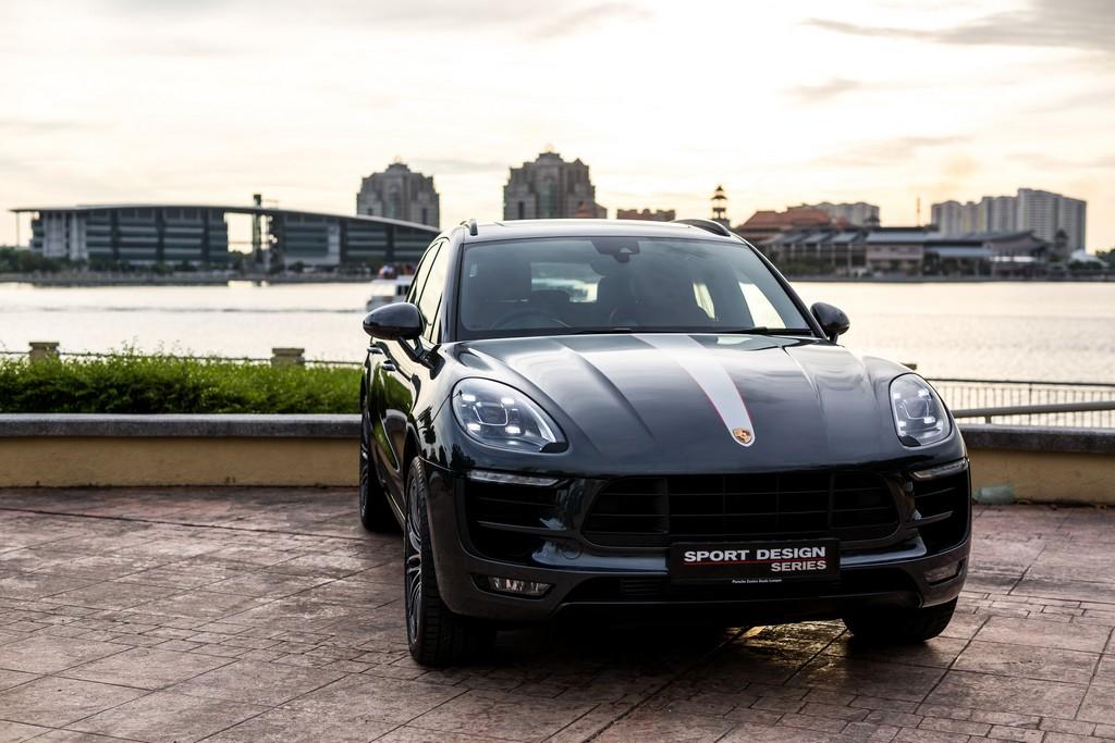 Limited Edition Porsche Macan Sports Design Unveiled Autoworld Com My