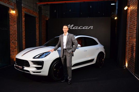 Limited Edition Porsche Macan Sports Design Unveiled