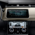 2018 Range Rover Velar Touch Pro Duo Infortainment System