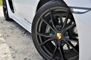 Porsche 718 Cayman 20 Inch Wheel, Malaysia 2017