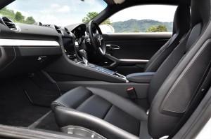 Porsche 718 Cayman Seats, Malaysia 2017