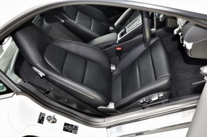 Porsche 718 Cayman Leather Seat, Malaysia 2017