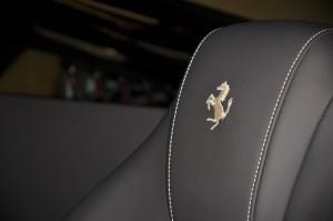 Ferrari 488 GTB Cavallino Stitched Headrest, Malaysia