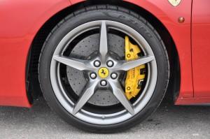 Ferrari 488 GTB Front Wheel, Malaysia 2017