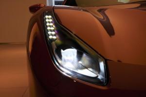 Ferrari 488 GTB LED Adaptive Headlights, Malaysia 2017