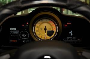 Ferrari 488 GTB Meter Binnacle, Information Display, Malaysia