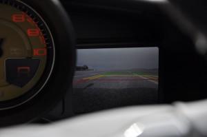 Ferrari 488 GTB Reverse Camera Display, Malaysia 2017