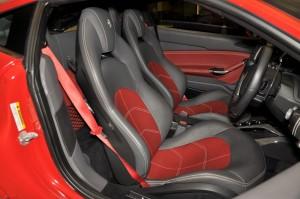 Ferrari 488 GTB Seats, Malaysia 2017