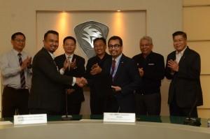 Proton Dealer Network Upgrade, Baiduri Auto Sdn Bhd - Malaysia