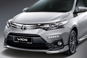 Toyota Vios GX Front - UMW Malaysia 2018